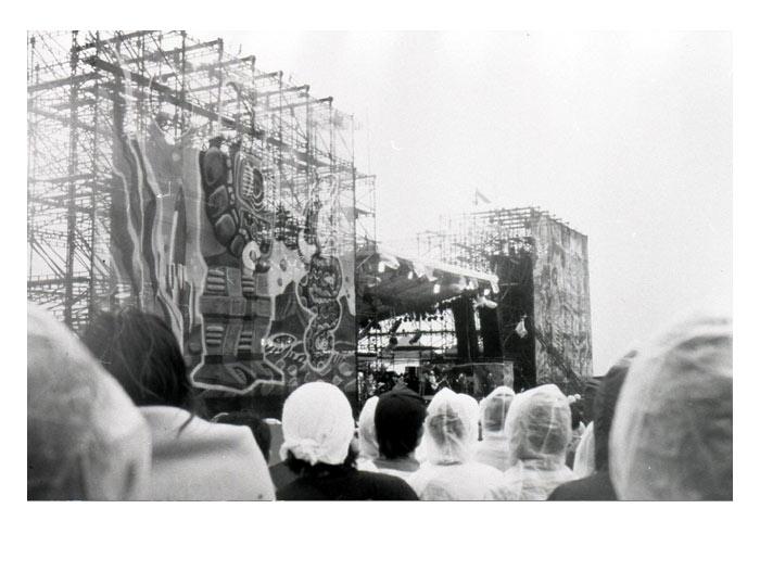 フジロック Green Stage(1997)