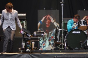 FUJI ROCK FESTIVAL '11 / BATTLES