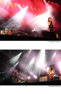 FUJI ROCK FESTIVAL '11 / INCUBUS