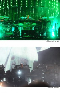 FUJI ROCK FESTIVAL '11 / THE CHEMICAL BROTHERS