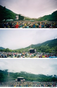 FUJI ROCK FESTIVAL '11 / GREEN STAGE
