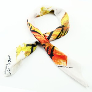 SILK STOLE (RUDE GALLERY x Ray Lowry COLLABORATION)