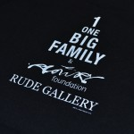 ONE BIG FAMILY CHARITY-T (Ray Lowry x RUDE GALLERY)