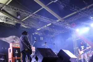 APOLLO 18@FUJI ROCK FESTIVAL '11