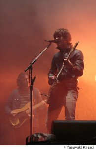 FUJI ROCK FESTIVAL '11 / ARCTIC MONKEYS