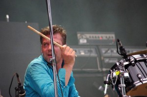 BATTLES@FUJI ROCK FESTIVAL '11 LIVE REPORT