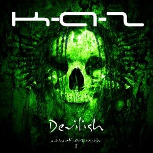 K-A-Z  2nd solo Album 『Devilish -attacK-A-Zenith ll-』