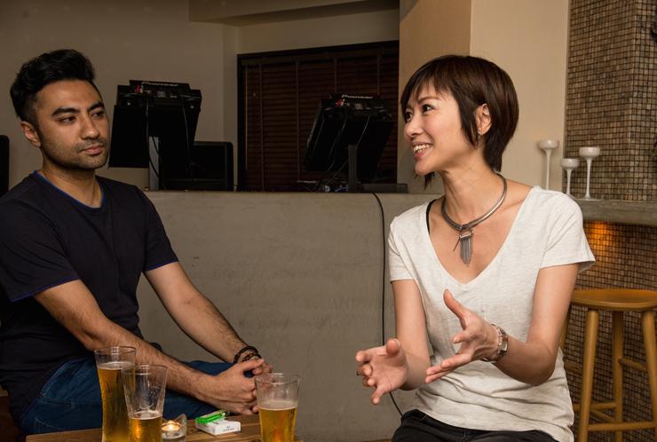 「CHITTODEN - Pray for Kyushu」リリースインタビュー