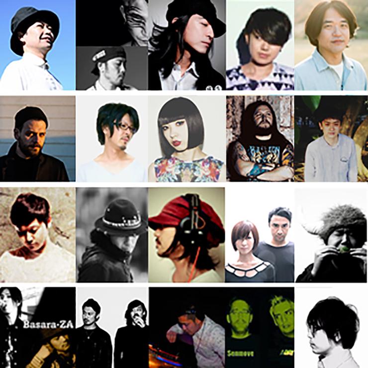 熊本地震コンピレーション・アルバム「CHITTODEN – Pray for Kyushu」