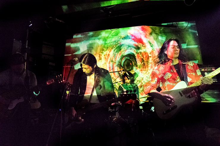 """Day and Buffalo『""""Ghost Walk"""" Release Party』Photo Report (2016.10.29)"""