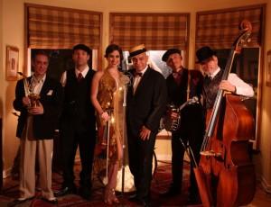 Big Willie's Burlesque presents 'The New Recessionaires'