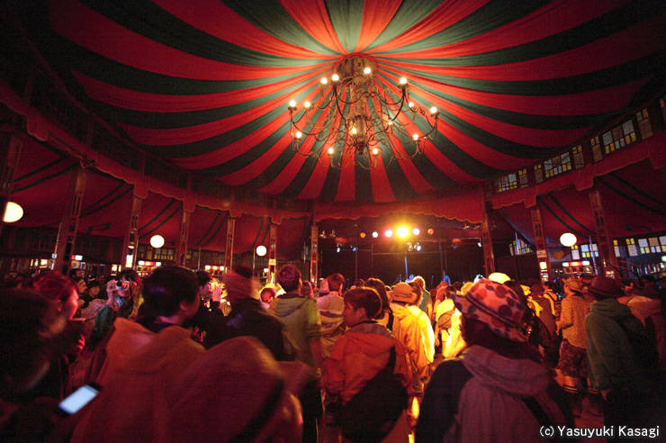 CRYSTAL PALACE TENT