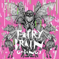 GO-BANG'S最新オリジナル・アルバム『FAIRY BRAIN』