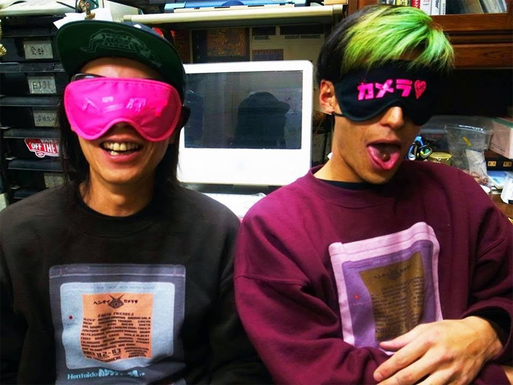HENTAI CAMERA MAN♡ Interview