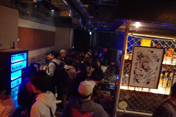 "etnies and STANCE presents. ""TOSHIKAZU NOZAKA"" Launch party"