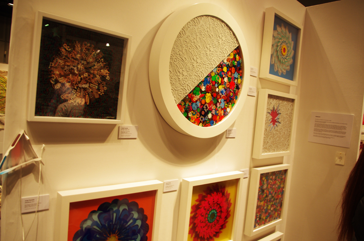 THE TOKYO INTERNATIONAL ART FAIR 2015年5月22~23日 at 原宿QUEST HALL ~REPORT~