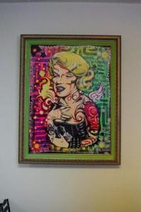Mary & The Venus Pixies -Marilyn Monroe-