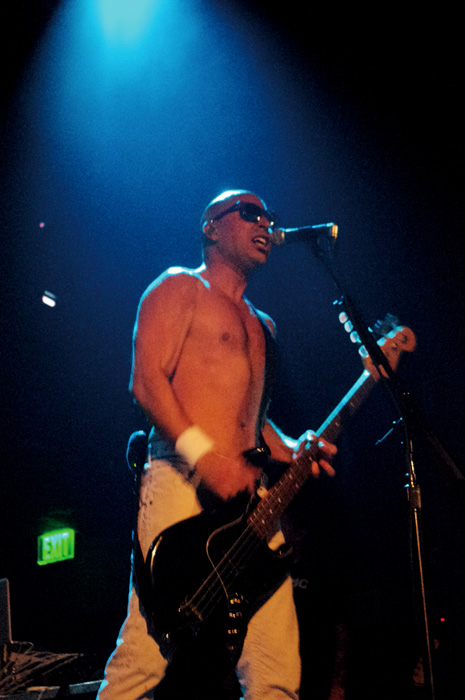PEPPER LIVE at HOUSE OF BLUES Anaheim CA 2012.10.27