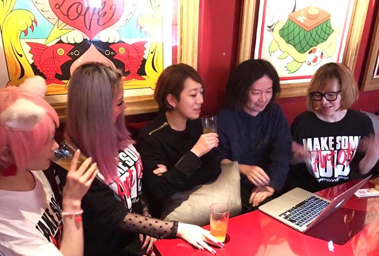Sakiko Osawa「Chronic」リリースインタビュー ~道玄坂の繋がりと流れから~