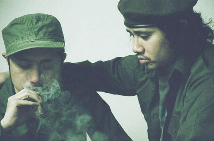 RINO LATINA Ⅱ & DJ YAS