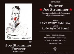 Forever Joe Strummer