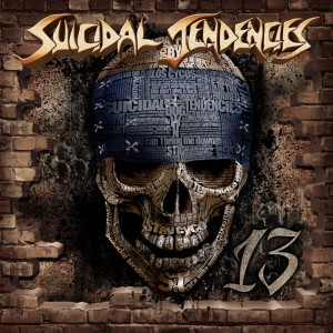 SUICIDAL TENDENCIES New album 『13』