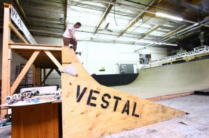 特集:VESTAL WATCH - Head Office Report