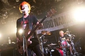 難波章浩-AKIHIRO NAMBA- WILD AT HEART LIVE PEPORT(2011.7.20)