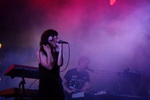 ATARI TEENAGE RIOT@FUJI ROCK FESTIVAL '11