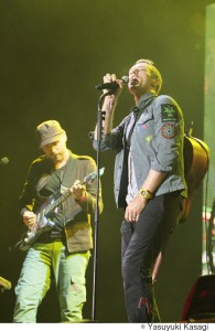 FUJI ROCK FESTIVAL '11 / COLDPLAY