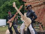 FUJI ROCK FESTIVAL '11 木の海賊と不死鳥 REPORT