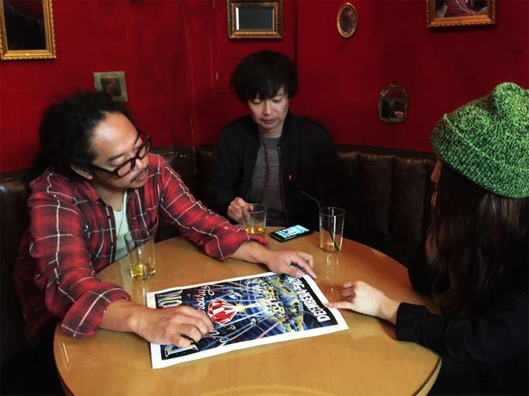 RUBY ROOM 13周年記念インタビュー / メメ(Ruby Room)、HATA(Dachambo)、djow(Gravityfree)