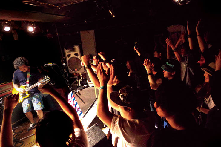 Banned in MCD vol.14 -SEEK&DESTROY 15th ANNIVERSARY- 2015.5.10(sun) at 町田Nutty' ~REPORT~