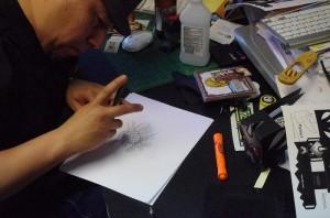 Art Guevara (Tattoo Artist)