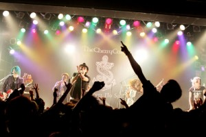 THE CHERRY COKES 4TH album【SEVEN】cloud seven tour 2011FINAL~LIVE REPORT~
