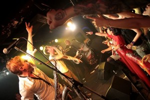 BIG D and The Kids Table (from US) LIVE REPORT (2011/09/02)