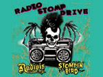 RADIOTS & STOMPIN'BIRD split 『RADIO STOMP DRIVE』