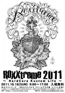 ROXXtreme2011 ~Hard Core Kustom Life~