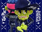 """S""""K""""UM-kun TRUE VENICE BLUE"""