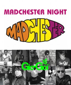 MADCHESTER NIGHT