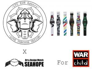 LTD EDN Agency×SEAHOPE for War Chkld