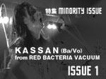 KASSAN (RED BACTERIA VACUUM) MINORITY ISSUE