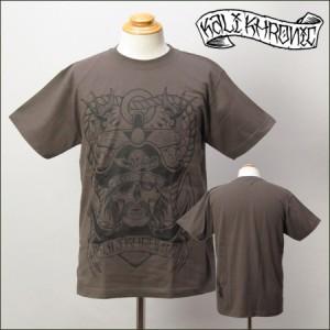 KALI KHRONIC Tシャツ Pirate グレー (カリクロニック)