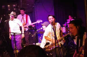 ASIANWAVE 360°at SECO BAR (2011.12.10) REPORT