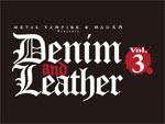 DENIM AND LEATHER Vol.3