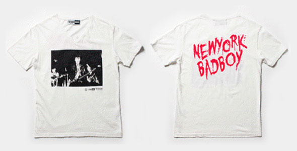 NEW YOKE BAD BOY-T