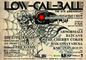 Low-Cal-Ball vol.48 ~the 8th Anniversary~