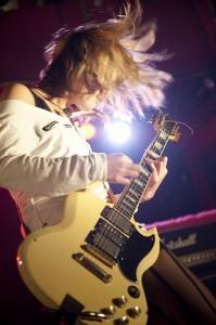 MEGURI (Guitarist) from ラディカルズ