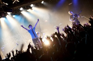 SiM 『DEAD POP FESTiVAL 2012』photo by YURI HONMA