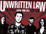 Unwritten Law JAPAN TOUR 2012
